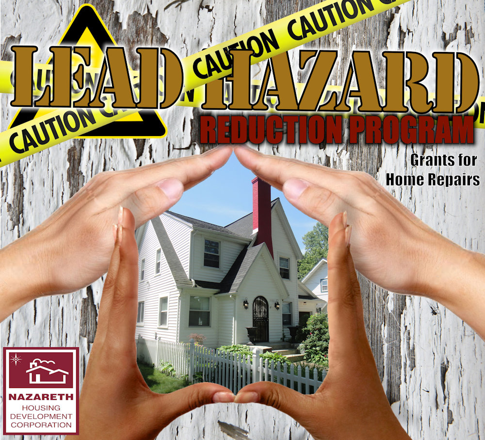 Nazareth's Lead Hazard Reduction Program